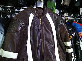 Мотокуртка бу кожа Honda, фото 2