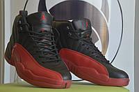 Мужские кроссовки Nike Air Jordan XII Retro Jappaness Edition Black/Red