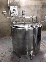 Пастеризатор-сыроварня от 100 лт - 3000 лт