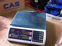 Весы счетные электронные ЕС-15 CAS(Южная Корея)