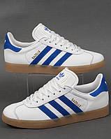 Мужские кроссовки Adidas Gazelle II White