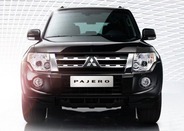 Новинка: разборка Mitsubishi Pajero