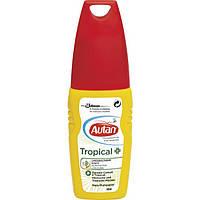 Autan Tropical Mückenschutz Pumpspray - Спрей-репеллент от тропических комаров, 100 мл