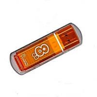 Флешка 8Gb Smartbuy Glossy series Orange / SB8GBGS-Or