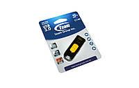 Флешка USB 3.0 32Gb Team C145 Yellow / 70/30Mbps / TC145332GY01