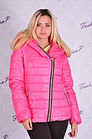 Куртка Наоми весна SL-5055 (розовый), фото 1
