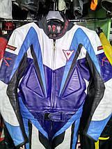 Мотокомбинезон бу  кожа раздельный Dainese, фото 2