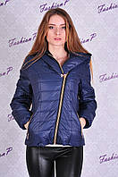 Куртка Наоми весна SL-5055 (синий), фото 1