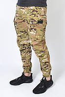 """Молодежные камуфляжные штаны """"CARGO"""" на резинке - 36-57"""