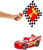 Интерактивная машинка Молния Макквин - Flag Finish Lightning McQueen (Frustration-Free Packaging)