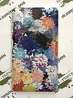 Чехол для Nokia Lumia 625 (Цветы)