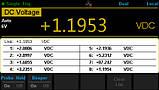 Цифровий настільний мультиметр Siglent SDM3045X, фото 4