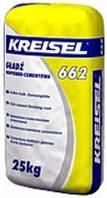 Цементно-известковая шпатлевка для наружных работ KREISEL 662, (25кг)