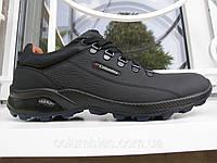 Кожаные мужские туфли калумбия