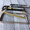 Металлический ультратонкий бампер для iPhone 5/5s/se, фото 3
