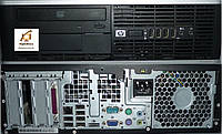 Системний блок Hewlett Packard 8000 Eite SFF Desktop (Intel DualCore E5400/ DDR3 4Gb/ HDD 160Gb/ DVD)