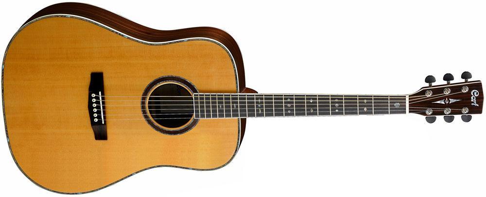 Акустическая гитара Cort Earth700 Natural