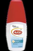 Autan Insektenschutzspray Family Care - Спрей-репеллент Защита от насекомых для всей семьи, 100 мл