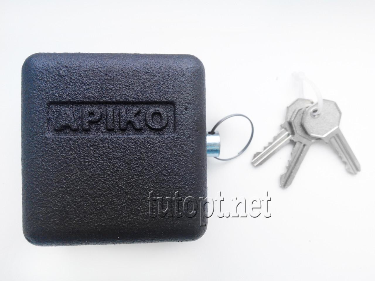 """Замок навесной """"APIKO"""" Краб модель: КР-01, Украина"""