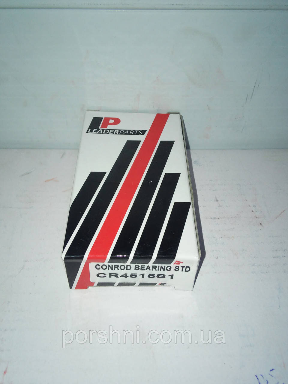 Вкладыши Форд  2,0  V 6  0,10  шатун Leaderparts   CR642AM 0.25