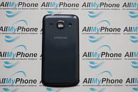 Задняя панель корпуса для мобильного телефона Samsung G350E черная