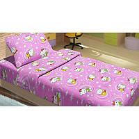 Постельное белье для подростков Lotus Young Hello Kitty Star V1 розовое