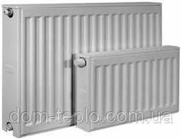 Радиатор стальной Kermi FK0220411 400x1100 22 тип боковое подключение
