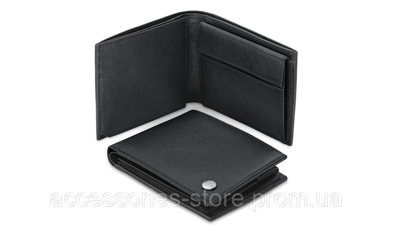 Мужской кошелек BMW Basic Men's Wallet, Black