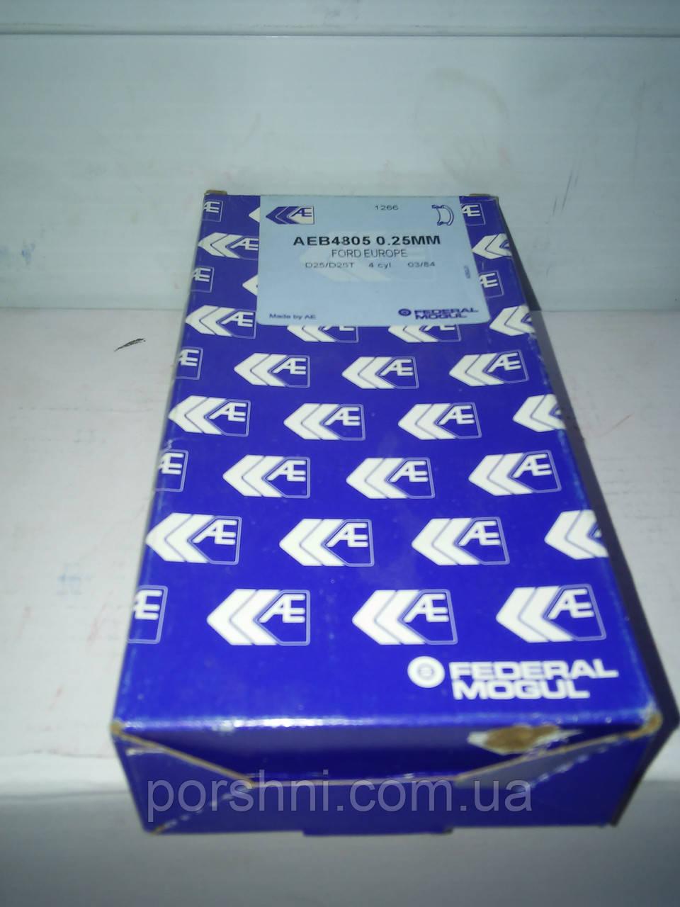 Вкладыши коренные Форд Скорпио 2,0  ДОНС  STD   AE  AEM5594