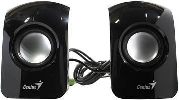 Мультимедийная акустика 2.0 Genius SP-U115