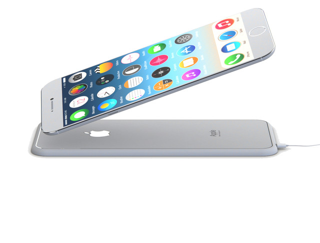 Индуктивная зарядка iPhone 8