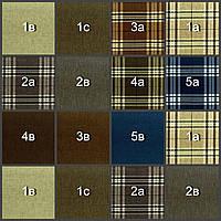 Рогожка Шотландия классика