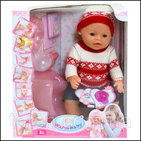 Лялька-пупс 8006 М,Т