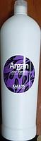 Шампунь кallos argan colour shampoo обеспечивает окрашенным волосам длительный блеск и жизненную силу