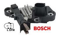 Регулятор напряжения генератора 2.5TDI VW Сrafter +Т5 Bosch