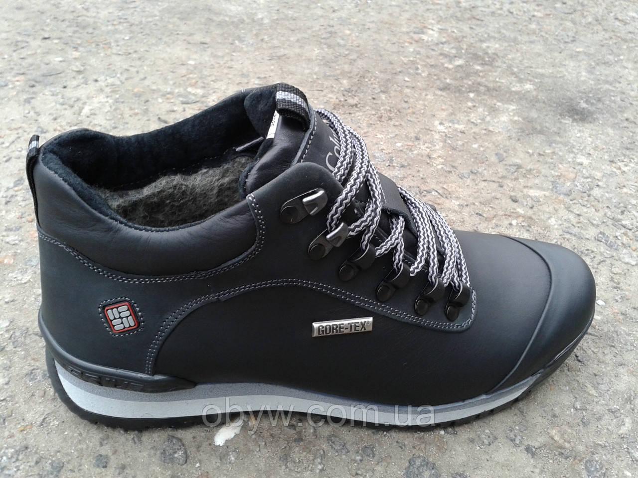 Ботинки Cаlambia  кожаные