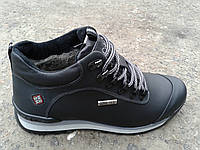 Ботинки зимние кожанные  к38Colambia