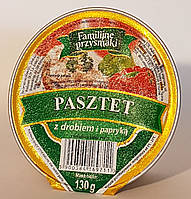Паштет Familine Prusmaki Pasztet z drobiem i paprika