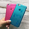 Силиконовый чехол стекающее мороженое для iPhone 6/6s, фото 2