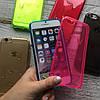 Силиконовый чехол стекающее мороженое для iPhone 6/6s, фото 5