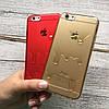 Силиконовый чехол стекающее мороженое для iPhone 6/6s, фото 3