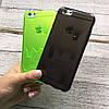 Силиконовый чехол стекающее мороженое для iPhone 6/6s, фото 4