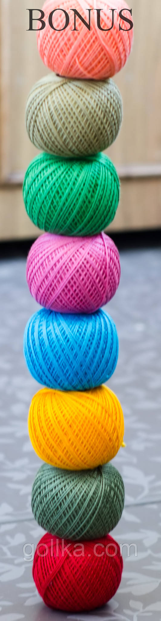 Нитки пеликан для вязания