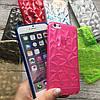 Силиконовый 3d чехол треугольники для iPhone 6/6s, фото 4