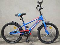 Велосипед двухколёсный FLASH 20 T-22041 BLUE***