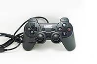 USB джойстик для ПК PC GamePad DualShock U706 с вибрацией
