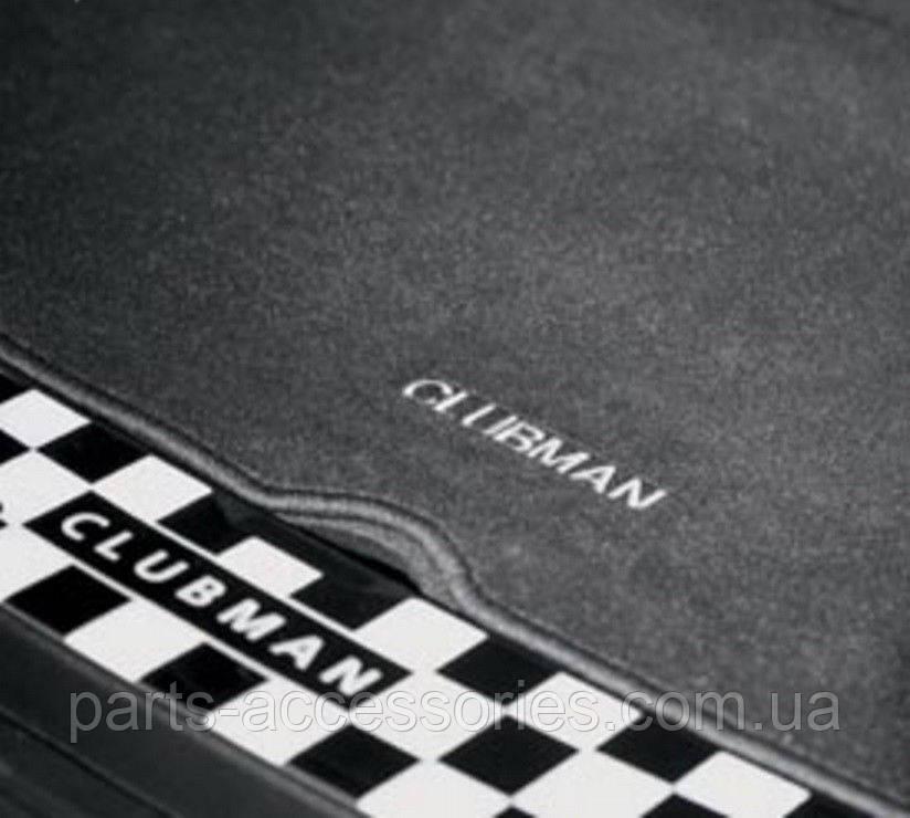 Mini Cooper Clubman R55 2008-14 велюровый коврик в багажник Новый Оригинал