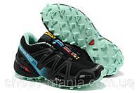 Кроссовки женские Salomon Speedcross 3  , фото 1