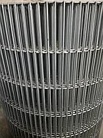 Сварная оцинкованная сетка 75*12 Д/п 2,5мм (ширина 1м) длина 25м