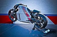 Первый мотоцикл британского производителя Lotus с мощностью 200 лошадиных сил